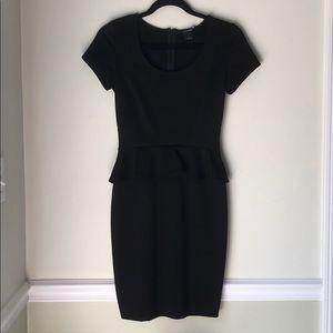 Club Monaco Peplum Dress
